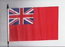 Merchant Navy Red Ensign Medium Hand Waving Flag
