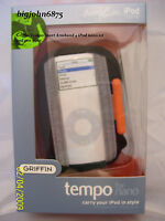 Griffin Tempo Sport Armband 4 Ipod Nano 1st 2nd Gen