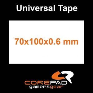 Corepad-Skatez-UNI-S1-Ersatz-DIY-Teflon-Mausfuesse-Hyperglides-universal-use