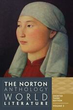 The Norton Anthology of World Literature C (2012, Paperback)