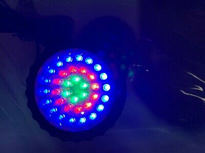 Multicolor Led Lightshow Projection