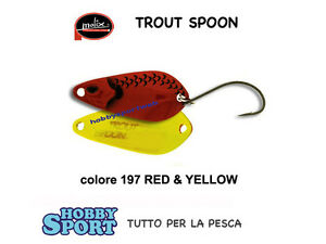 TROUT-SPOON-MOLIX-1-5-GR-COL-197-RED-amp-YELLOW