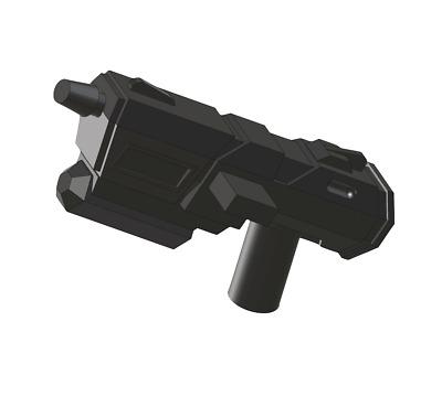 Clone Custom Printed Body Lego COMMANDO SEV Minifigure -Helmet Sniper