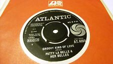 PATTI LABELLE & HER BELLES GROOVY KIND OF LOVE c/w OVER THE RAINBOW ATLANTIC1965