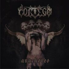 "Cortege ""Anachoreo"" CD [EARLY '90s OLD SCHOOL DEATH METAL FROM POLAND]"