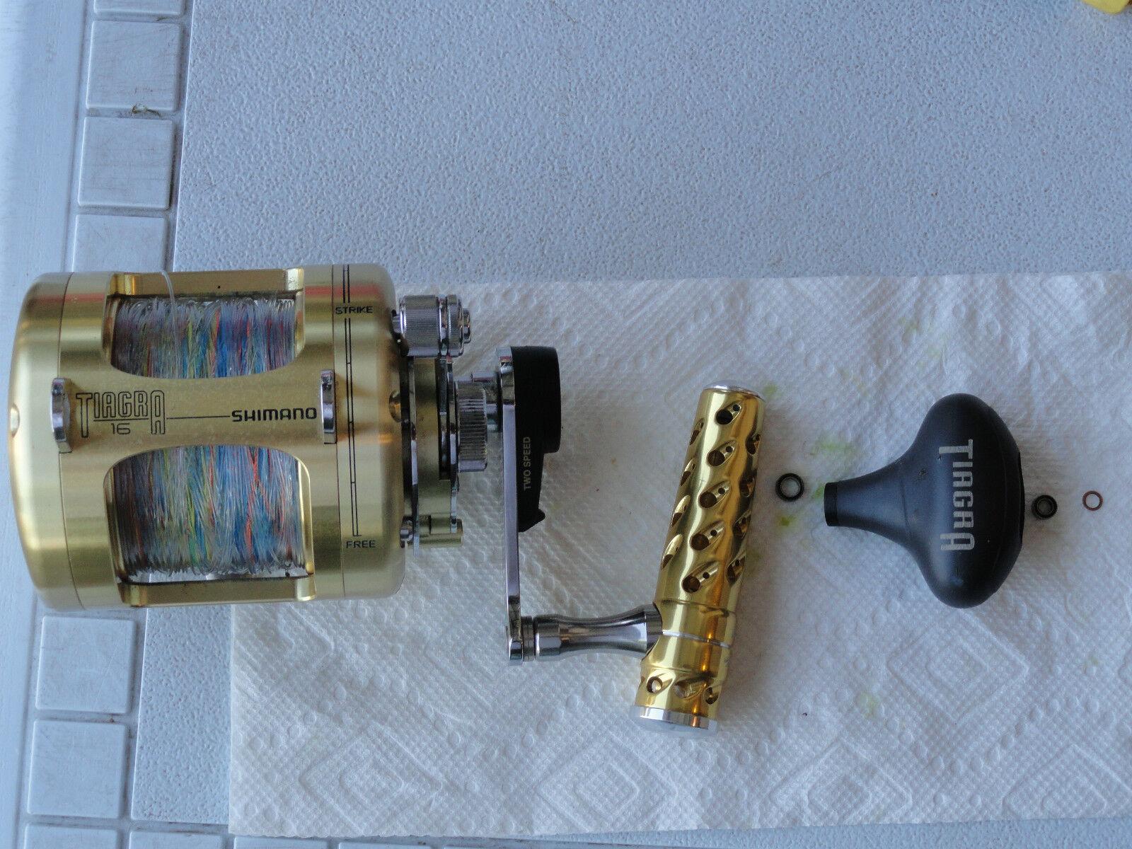 UJ T092 T-BAR handle knob W/2 BB BB BB for Shimano Talica 1025 Tiagra TI1216 reel PG af9798