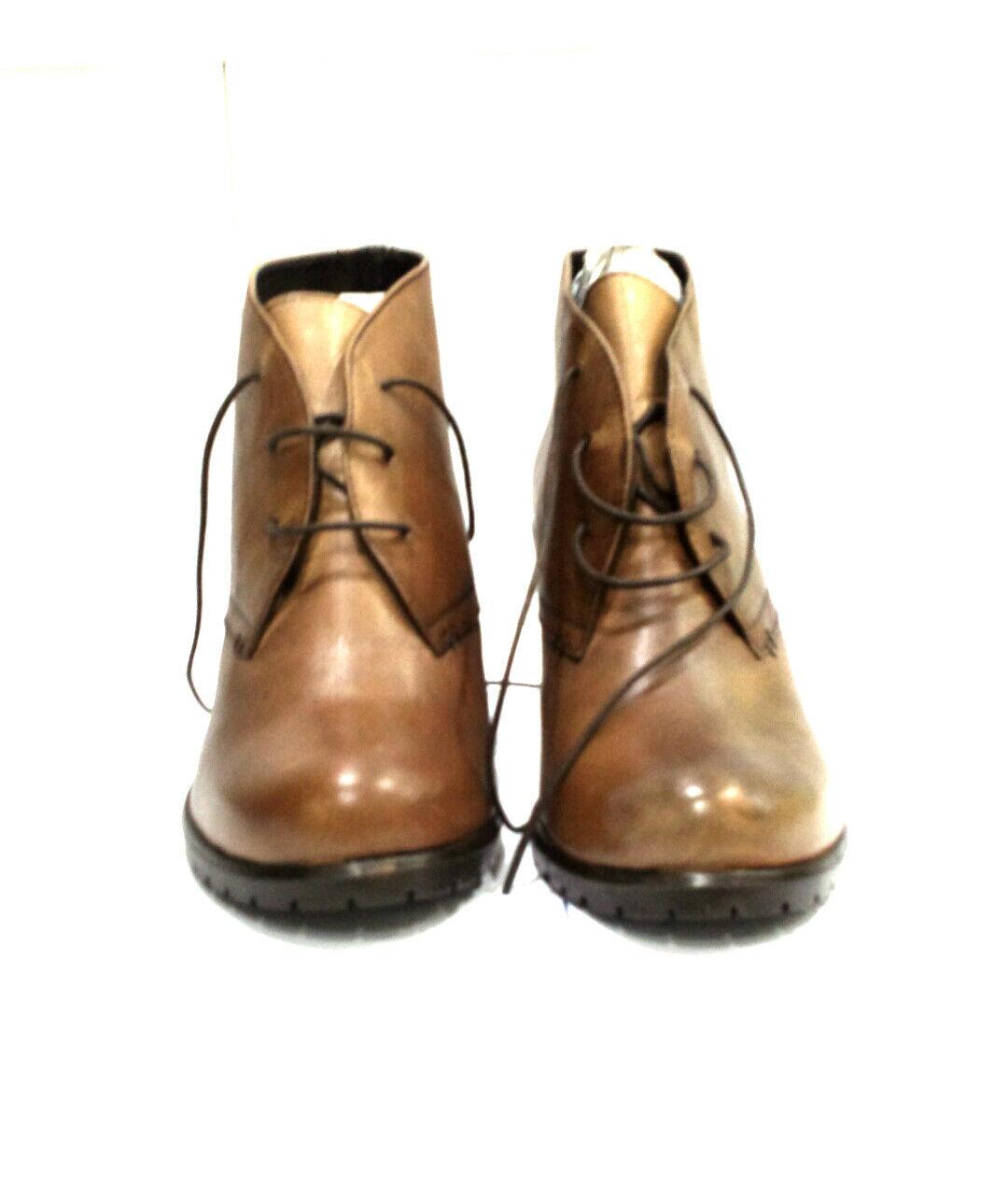 JOHN LEWIS - TARANTO TAN Stiefel - Größe 5 - 20,000+ F BACK  BB153