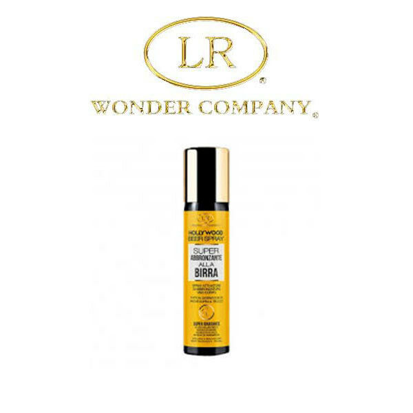 Wonder Company - Super Abbronzante Alla Birra Hollywood Beer Spray Corpo 75 ml