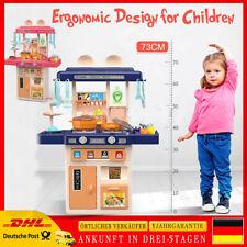 Spielküche Kinderküche Kinder Küche Spielzeug mit Zubehör Zubehörteile