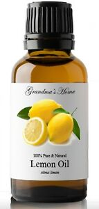Lemon Essential Oil - 30 mL 100% Pure and Natural Free Shipping - US Seller