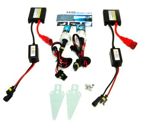 For 16 17 18 Scion Toyota IM Fog Lights w//Wiring Kit /& HID Kit Amber