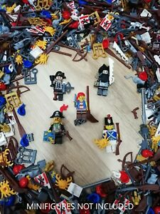 LEGO-X30-qty-Brand-New-pirate-minifigure-accessories-pack-s-great-mix