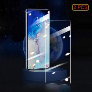 2x-Pellicola-vetro-proteggi-schermo-BASEUS-CURVO-FULL-GLUE-UV-Samsung-Galaxy-S20