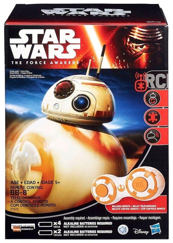 Star Wars The Force Awakens BB-8 R/C Robot