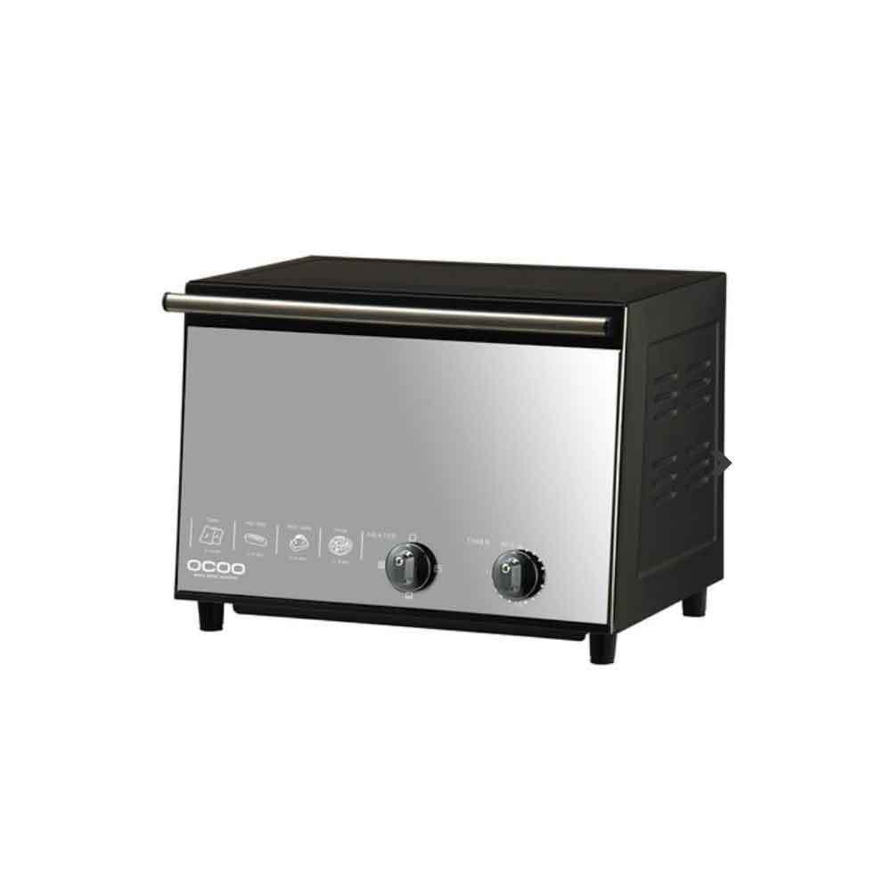 Ocoo Compact Mini Oven OC-MO-0952 Timer Chrome-coated Grill Non-slip 9L 220V