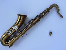 Martin Handcraft Committee II Tenor Saxophone (1938) + original case