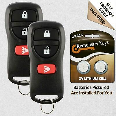 For 2004 2005 2006 2007 2008 2009 Nissan Pathfinder Titan Car Remote Key Fob