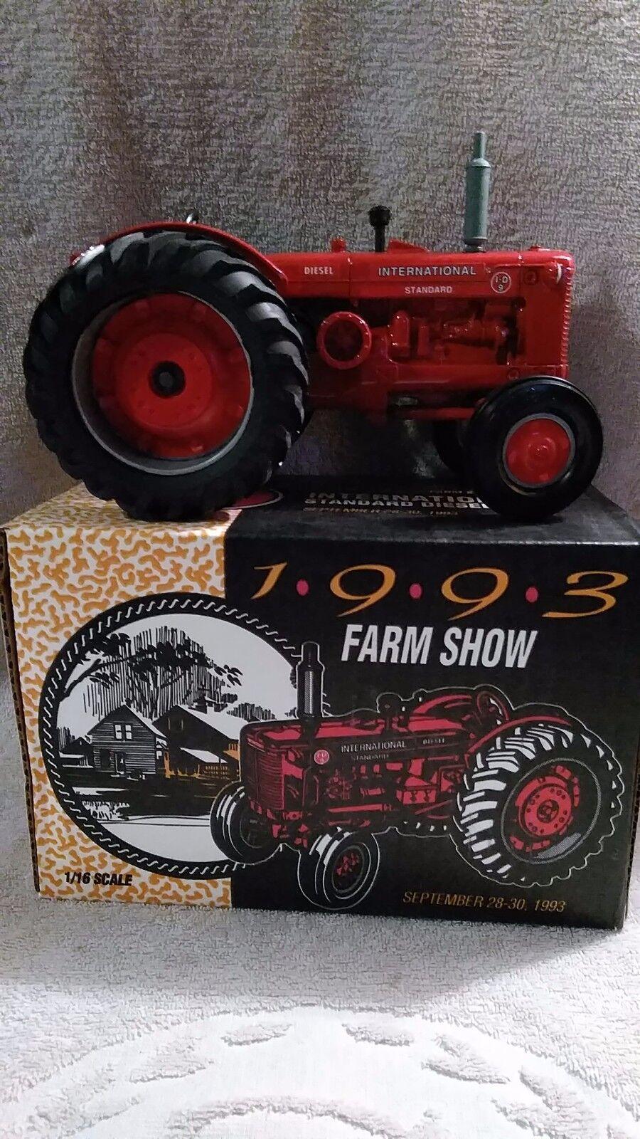 1993 Ertl 1 16 Scale Die-cast  Farm Show International ID9 Standard Diesel NIB 3