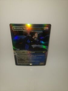 4RCards RG Meddling Mage Double Masters - FOIL X1