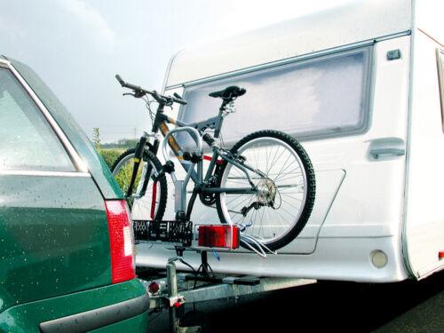 EUFAB Aufnahme für Fahrradträger auf die Deichsel