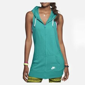 19544aa81a Details about 605381-383 New with tag Nike Women RU mesh sleeveless beach  cover up