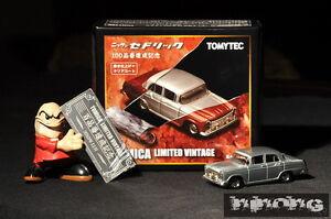 Commemorative Tomica Limited Vintage Nissan Cedric (Japan)