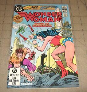 WONDER-WOMAN-294-Aug-1982-FN-Condition-Comic-The-Blockbuster-APP-KANE
