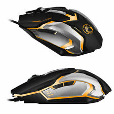 e9bd193f6b7 item 1 UK New ESTONE V6 8D 3200DPI 6 Buttons Usb Wired Standard PC Gaming  Mouse Black -UK New ESTONE V6 8D 3200DPI 6 Buttons Usb Wired Standard PC  Gaming ...