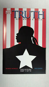 TRUTH-RED-WHITE-amp-BLACK-1-1st-Printing-Captain-America-2003-Marvel-Comics