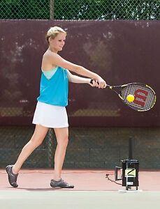220 V HIT ZONE Deluxe Tennis Air Tee! Balle Floats in Mid-Air! grande aide à la formation!-afficher le titre d`origine dt6UEsCB-07141224-442591819