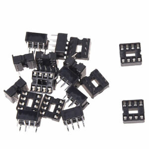 20-x-8-Pin-2-54-mm-Pitch-IC-Sockel-Typ-Adapter-U6W8