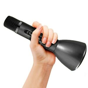 Bluetooth-Karaoke-Microphone-and-Speaker-w-Sound-Effects-Best-Home-Party-Tool