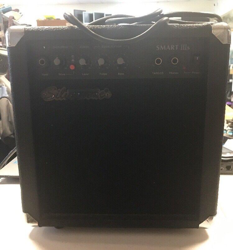 platadeone Smart IIEL IIEL IIEL Amplificador De Guitarra práctica Smart 3S Amp  buen precio