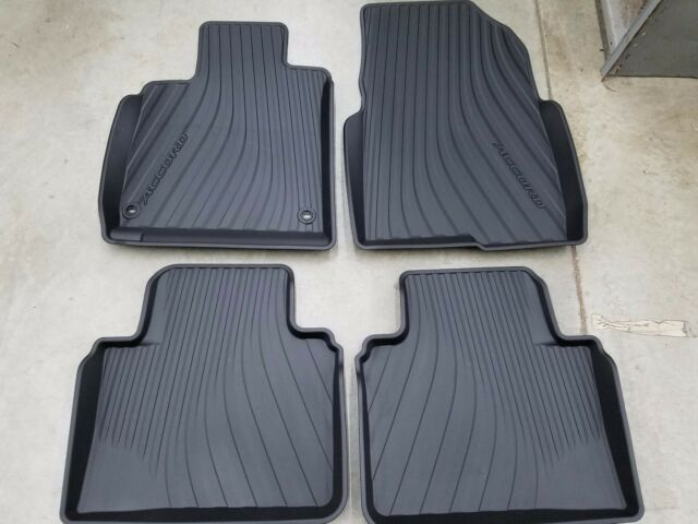 2018 Honda Accord 4dr All Weather Mats Ebay