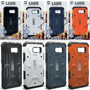 the latest d9b17 d54fb Details about UAG Urban Armor Gear Samsung Galaxy S6 Military Composite  Hybrid Case Slim Cover