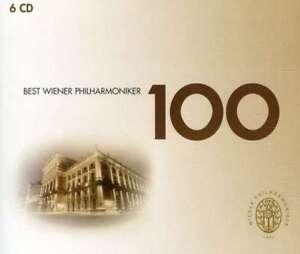 Various-100-Best-Wiener-Philharmoniker-NEW-CD