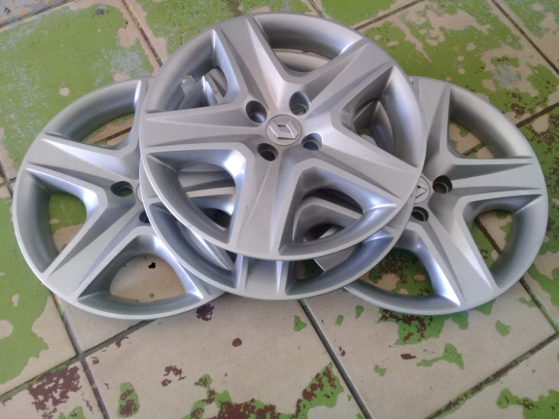 16Inch RENAULT Wheel Cover Caps A Set Of Four On Sale