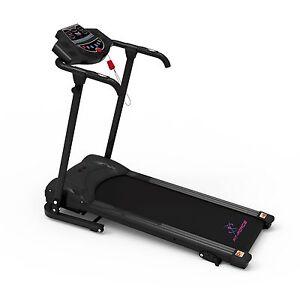 Cinta de correr plegable 1500W 12 programas Mp3 + 2 altavoces velocidad 0-14km