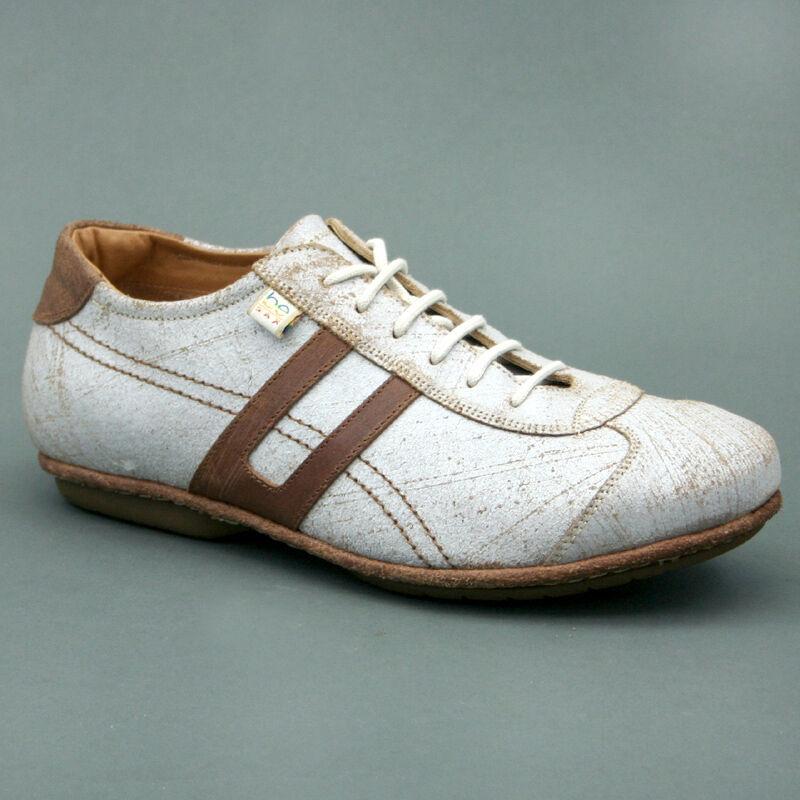 Sax Chaussure Modèle Vintage Blanc