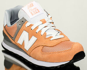 separation shoes 7a69a 3c056 Image is loading New-Balance-WMNS-574-NB-women-lifestyle-casual-