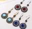 Fashion-Jewelry-Handmade-Bohemia-Beaded-Tassel-Dangle-Vintage-Ladies-Earrings miniatuur 1