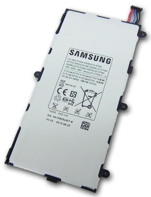 OEM Samsung Tab 3 7.0 Tablet Battery SM-T210 T211 P3200 T4000E 4000mAh + Tools