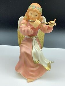 Goebel-Figurine-41-070-Angel-With-Flute-6-11-16in-1-Choice-Top-Condition