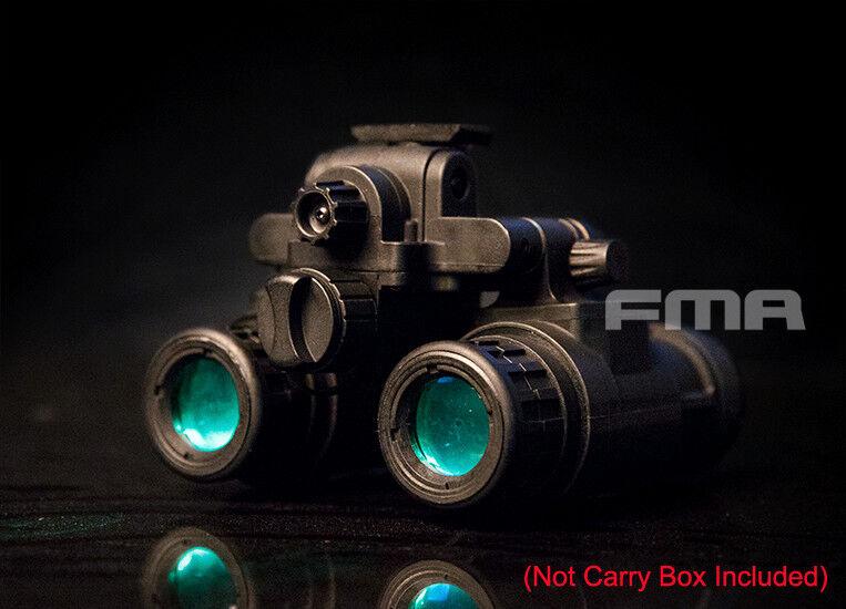 FMA AN-PVS-31 maniquí con luz función versión B (negro) TB1284-BN   Precio por piso
