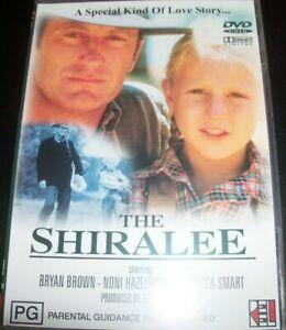The-Shiralee-Bryan-Brown-Rebecca-Smart-Australia-Region-4-DVD-Like-New