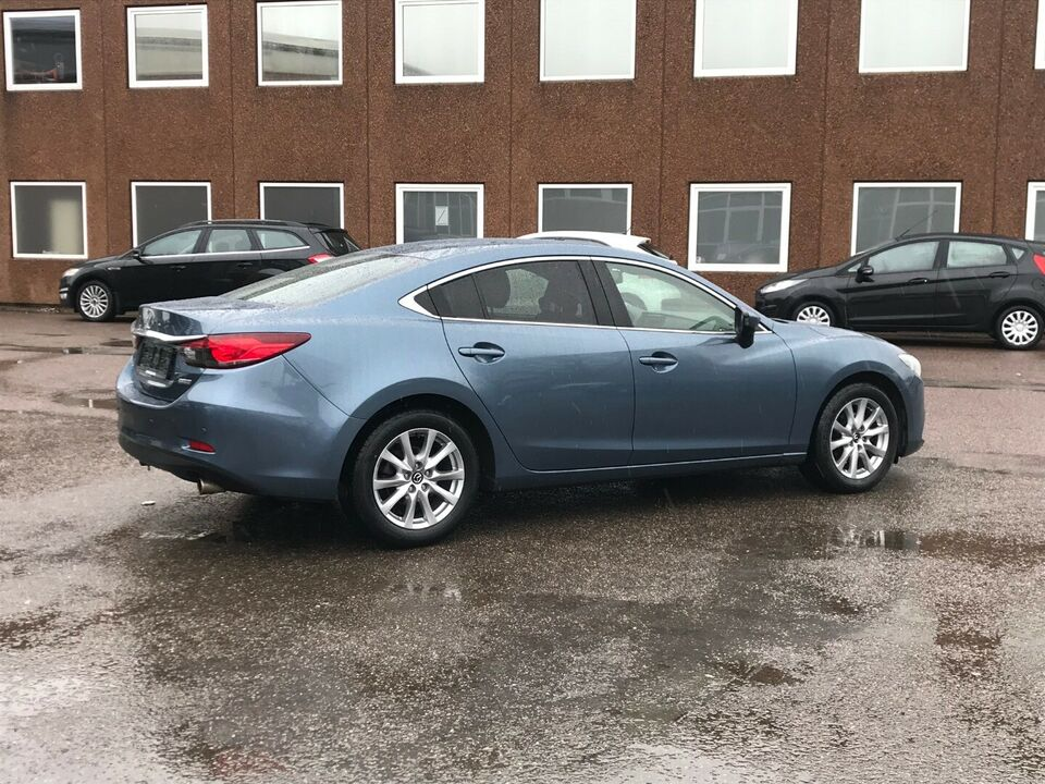 Mazda 6 2,0 Sky-G 165 Vision Benzin modelår 2013 km 84000