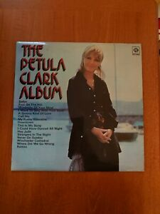 THE-PETULA-CLARK-ALBUM-VG-PET1-1972-Vinyl-Album-LP