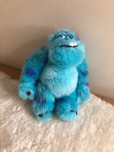 DISNEY Monsters Inc Sully Peluche Disney Store peluche