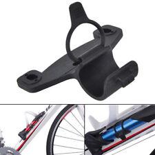 1PC Black Mini Bike Bicycle Pump Holder Portable Pump Retaining Clips BracketRP