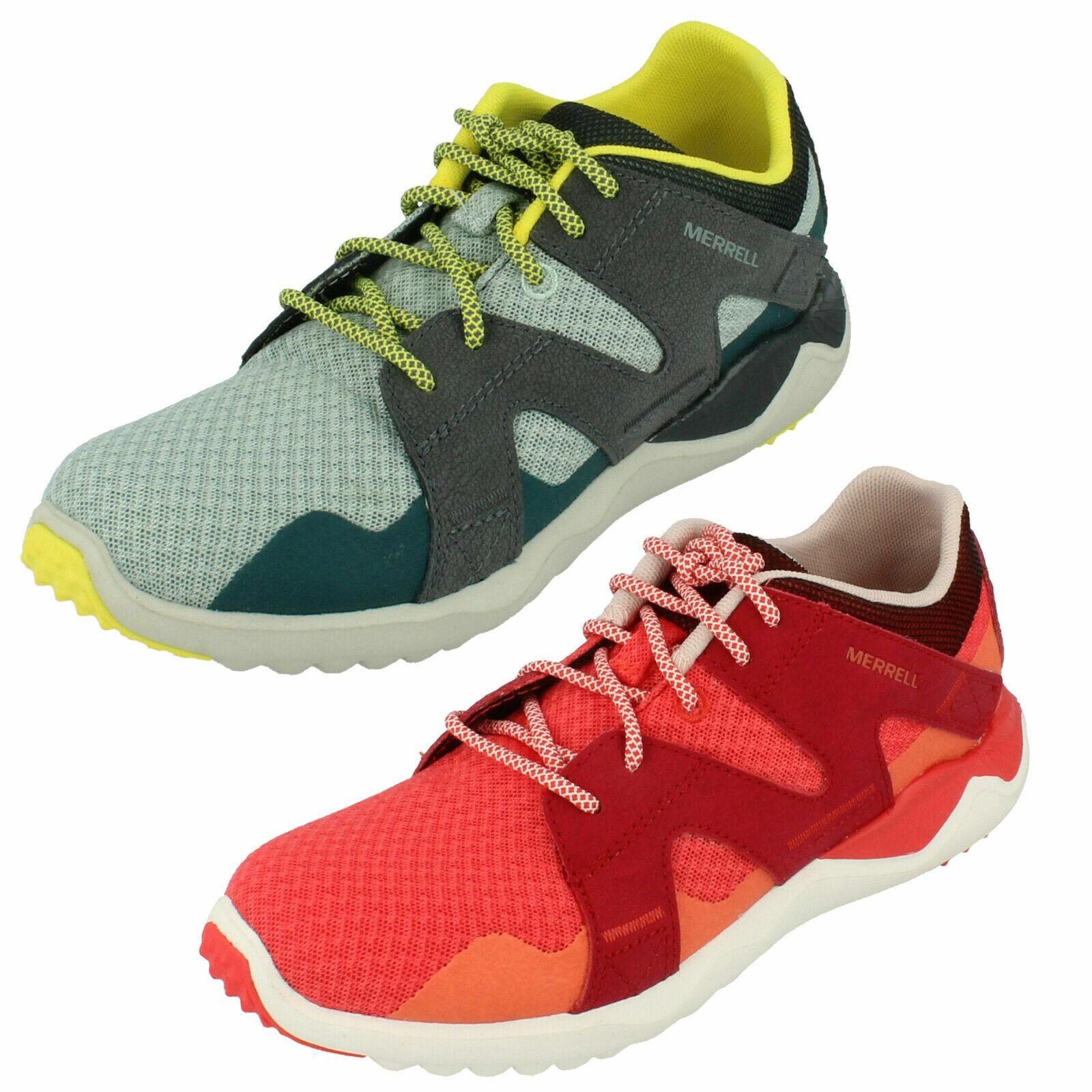 Femmes Merrell 1SIX8 Léger Maille chaussures Marche Baskets Taille J03274 J03278